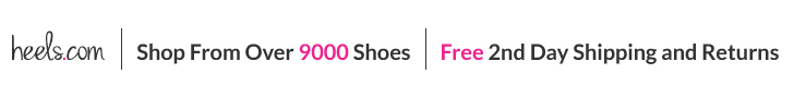 Find your perfect fit at Heels.com!