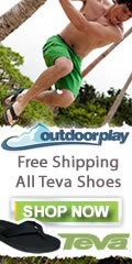 Teva Sandals - Free Shipping
