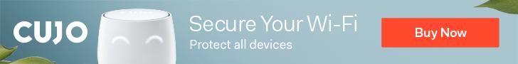 CUJO Secure Your Wi-Fi