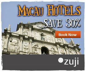 Macau Hotel Deals