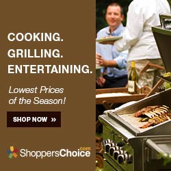 Great deals on home, kitchen, patio, and grills at ShoppersChoice.com