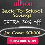 Back To School - Code SCHOOL 30% Off 150x150