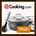 Cooking.com Spring Essentials banner