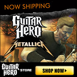 Free Key Chain w/ Guitar Hero: Aerosmith Order