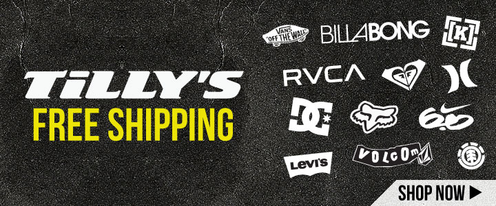 Shop at Tillys.com. Free Shipping!