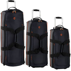 Timberland Claremont 3 Piece Duffle Set Now Only $279.95 Org. $880.00 Plus Free Shipping Use Promo Code LGCL at checkout.