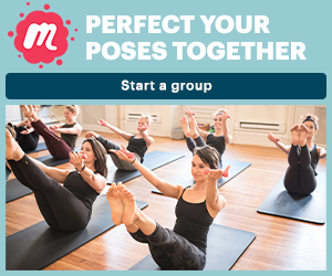 Practice your poses and encourage others to build strength, flexibility and concentration by hosting