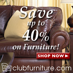 Save Up To 40% On Furniture At ClubFurniture.com