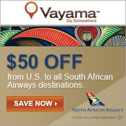 Today's best prices on international flights!