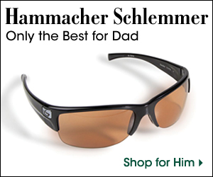 Only the Best for Dad from Hammacher