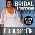 Always for Me Bridal lingerie
