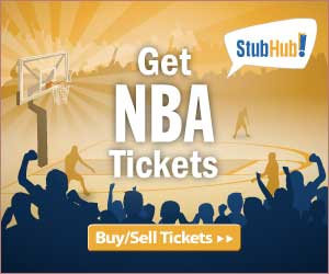 Get NBA Playoff Tickets at StubHub!