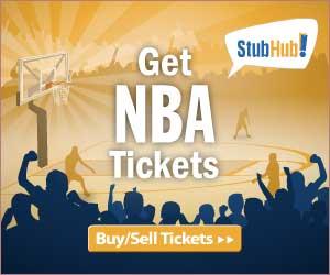Get NBA Tickets at StubHub!