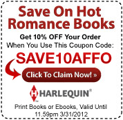 AFFILIATE EXCLUSIVE FOR APRIL: Buy any 2 books