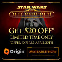 Star Wars: The Old Republic Pre-Order