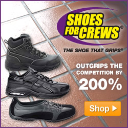 Shoes For Crews man and women