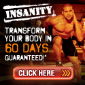 INSANITY - A 60 DAY TOTAL-BODY CONDITIONING PROGRAM put on DVD