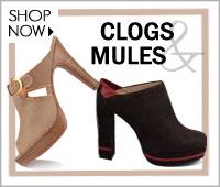 Shoe Metro Clogs & Mules