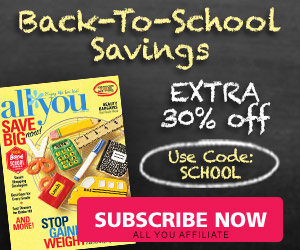 Back To School - Code SCHOOL 30% Off 300x250