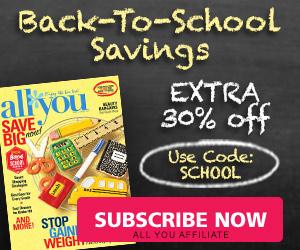 Back To School - Code SCHOOL 30% Off 300x250