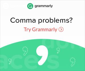 Get Grammarly!