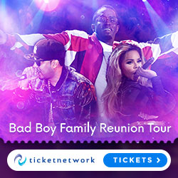Bad Boy Reunion Tickets