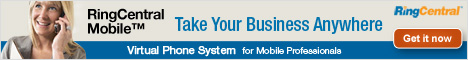 RingCentral - Complete Phone and Fax Service