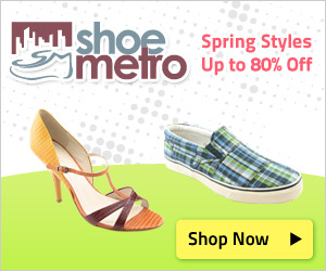 Shoe Metro  Offers a 125% low price guarantee.