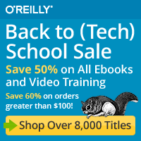 Back to (Tech) School Sale