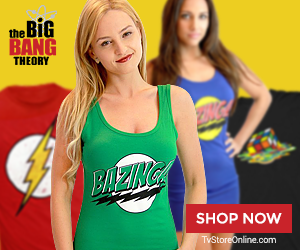 The Big Bang Theory Bazinga! Juniors Costume Tank Dress