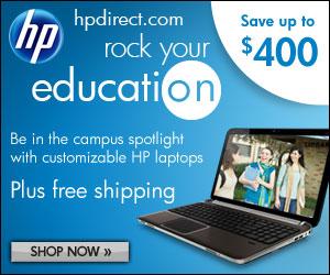 HP Pavilion Tablets!