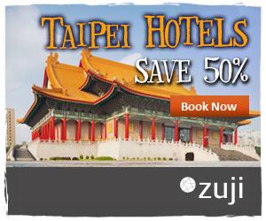 Taipei Hotel Deals
