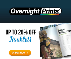 Up to 20% Off Booklets