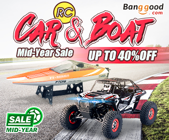 8% OFF Coupon for Hot RC Cars & Boats