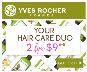 Your Hair Care Duo: 2 for $9!