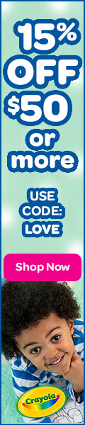 120x600 15% Off $50 with LOVE