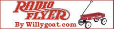 Radio Flyer products by Willygoat.com