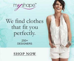 Fashion Just Got Personal at MyShape! $25 off $100