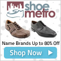Men's Shoes - Brand Names Up to 80% Off