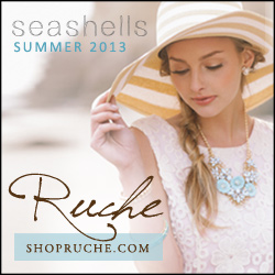Ruche Summer Fashion