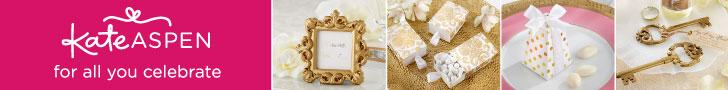 Shop Unique Wedding Favors by Kate Aspen