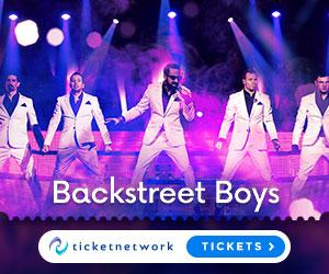 Backstreet Boys biljetter