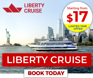 Liberty Cruise - Book Today