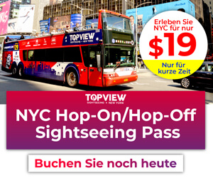 NYC Double Decker Bus Tours (German)