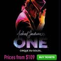 Michael Jackson ONE by Cirque du Soleil 125x125