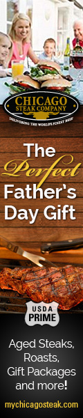 Chicago Steak Company - the Perfect Father's Day Gift