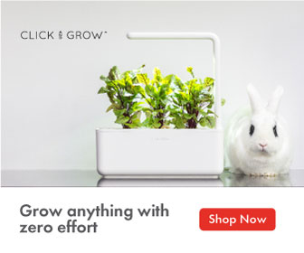 Click Here to Shop The Smart Herb Garden and Support The Garden Oracle with Your Purchases!