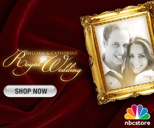 The Royal Wedding DVD & Memorabilia