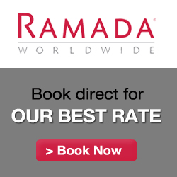 Book direct with Ramada