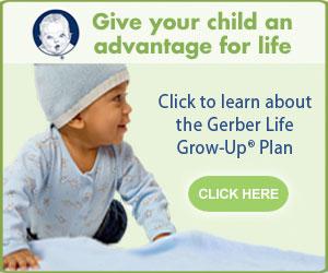 GerberLife Grow-up Plan